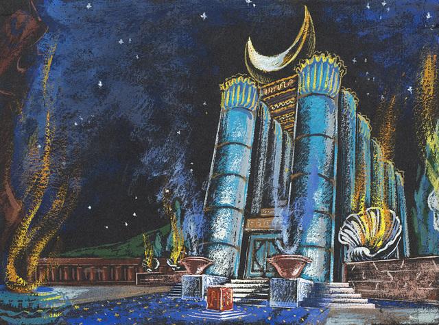 Enrico Prampolini, 'Lot of 5 works on paper', Il Ponte