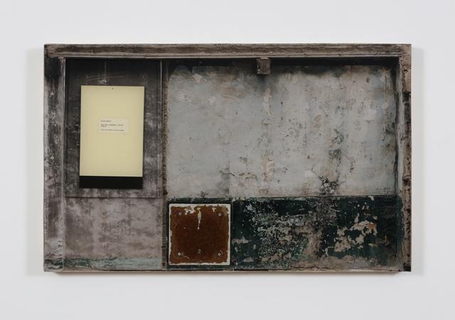 , 'Barrio Entitlement,' 2016, Bartha Contemporary