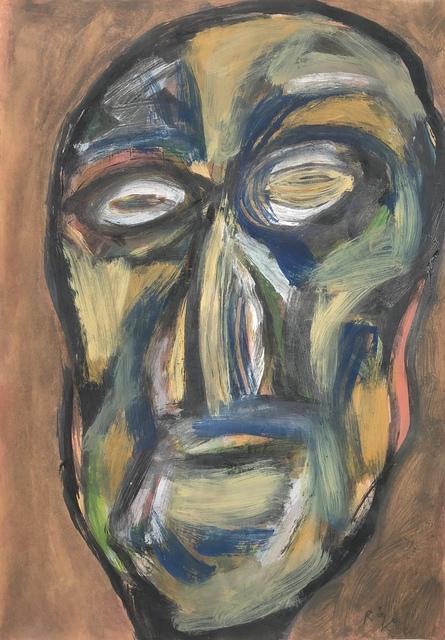 Rigo (José Rigoberto Rodriguez Camacho), 'Head No. 6', 2017, Thomas Nickles Project