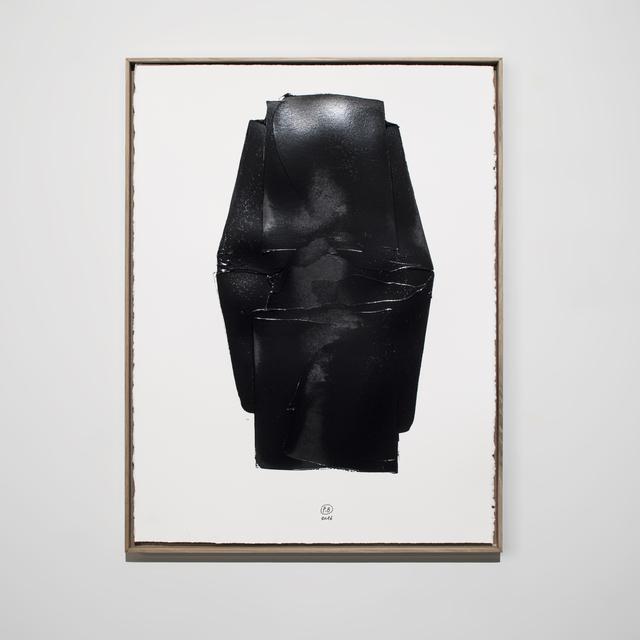 , 'Furoshiki Carbone 9,' 2016, Leclaireur