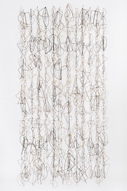 , 'Wire Drawing,' 2018, Duane Reed Gallery