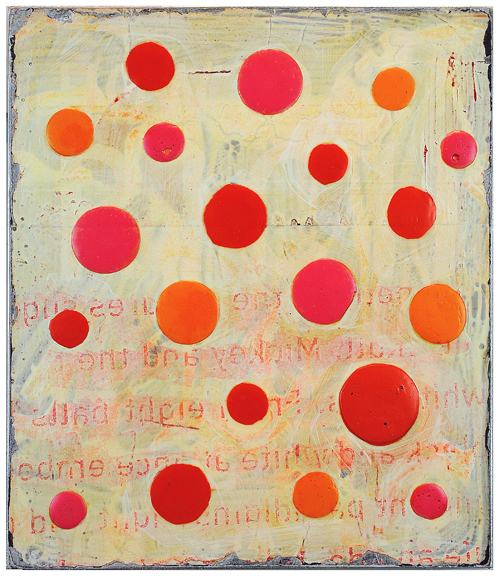 , 'Polka Dots for Holly Solomon #63,' , FP Contemporary