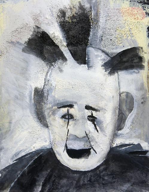 , 'American Clown,' 2015, Edward Thorp Gallery