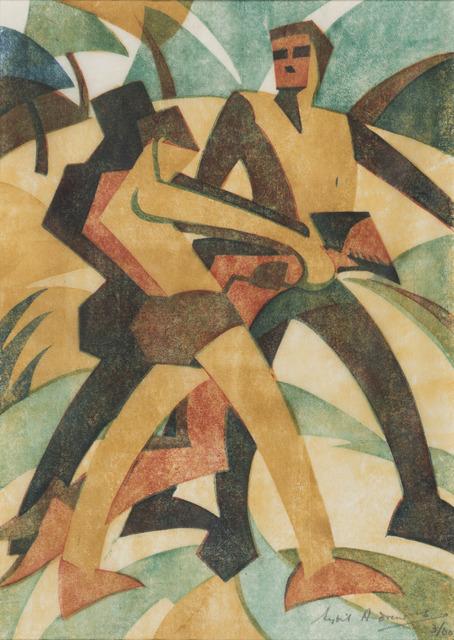 , 'The Captive,' 1932, Redfern Gallery Ltd.