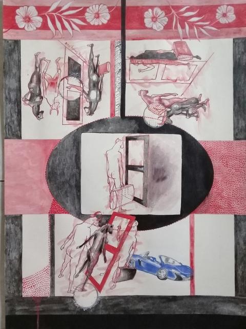 Mamady Seydi, 'Untitled 9', 2018, Galerie Galea