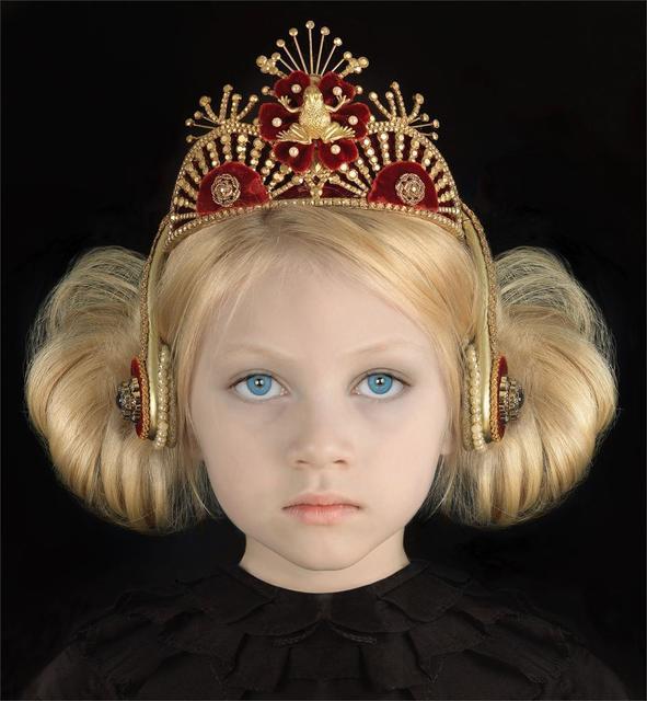 , 'Princesa 3,' 2018, Fernando Pradilla/El Museo