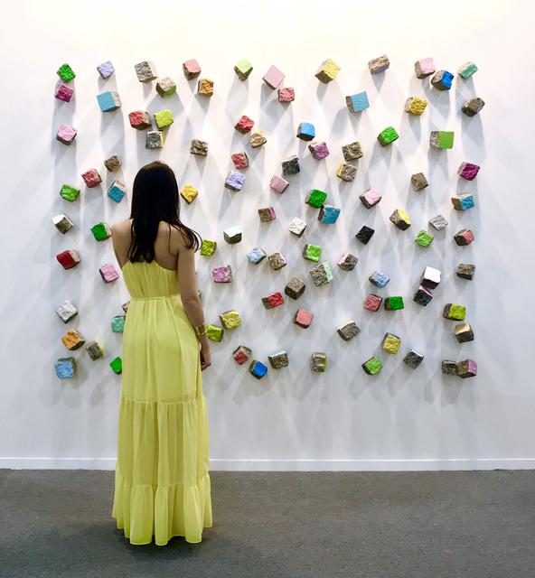 , 'Colorful Stones,' 2018, GALLERIA CONTINUA