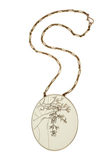 , 'Dogwood Pendant,' 2016-2017, Sienna Patti Contemporary