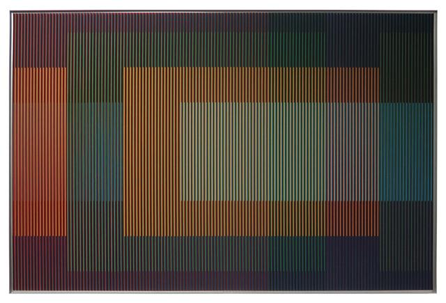 , ' Physichromie 1721,' 2011, Dan Galeria