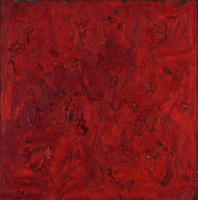 , 'Prelude-Sacrifice (Preparatory Painting),' 1980, 10 Chancery Lane Gallery