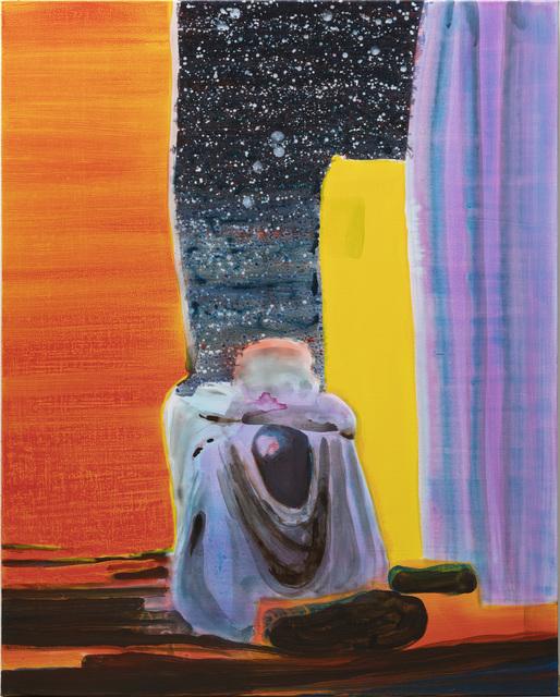 , 'Talking about problems,' 2018, Galleri Bo Bjerggaard