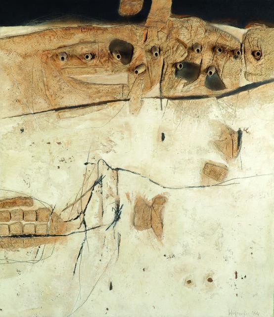 , 'Dogon Mur,' 1964, Borzo Gallery