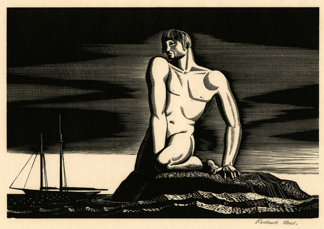 , 'The Bather,' 1931, Childs Gallery