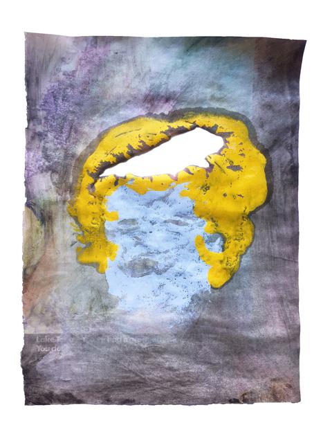 , 'Escapism (ghost),' 2017, Miller Gallery