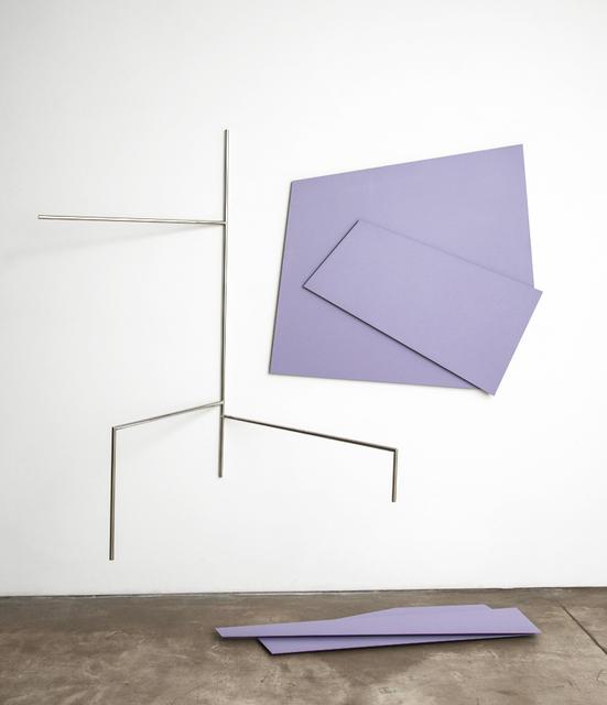 , 'Iceberg,' 2014, Galeria Raquel Arnaud