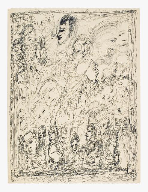 , 'Untitled,' nd, Fleisher/Ollman