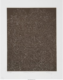 Mark Tobey, 'Psaltery, 1st Form,' 1974, Heritage Auctions: Valentine's Day Prints & Multiples