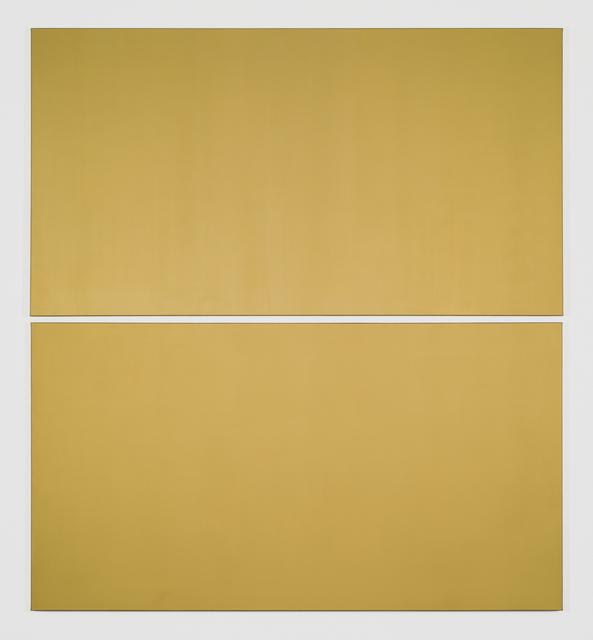 , 'Monochrome Series X Gold,' 2016, (RE)D.