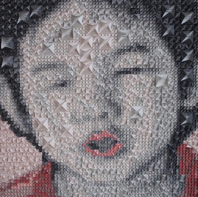 , 'SECRET OF LOVE NO.7,' 2018, S.A.C. Gallery Bangkok