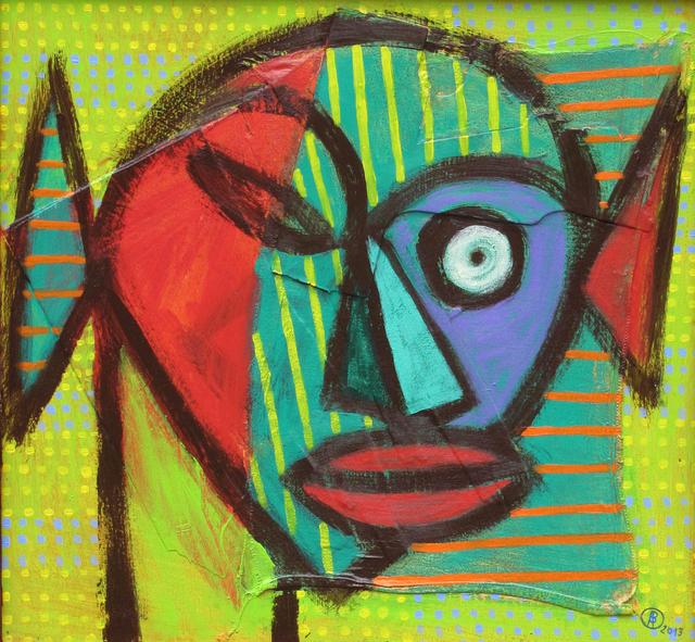 Ricardo Pereira, 'Ruteford', 2014, Espaço Cultural Pintor M.D. Gotlib