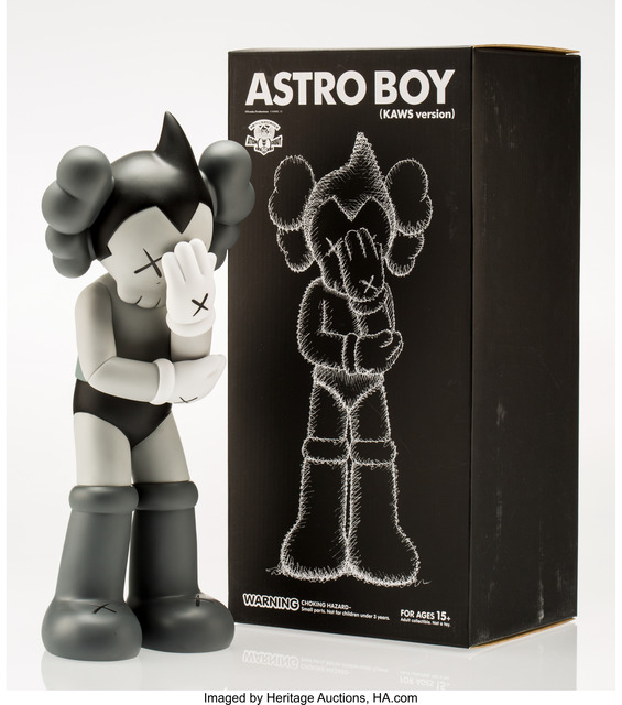 KAWS, 'Astro Boy-Kaws Version (Grey)', 2013, Heritage Auctions