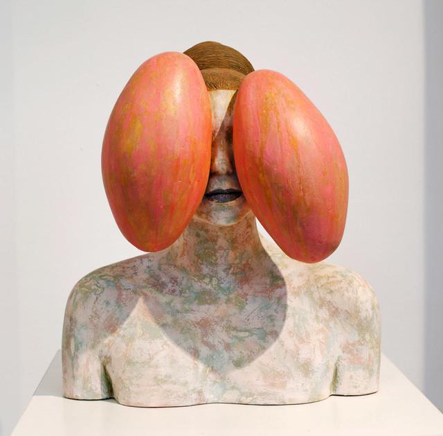 Iván Prieto, 'Blindness', 2014, Sculpture, Ceramic, N2 Galería
