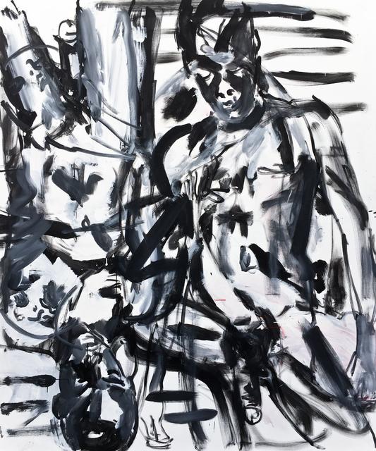 , 'Two Men,' 2015, PLUTSCHOW GALLERY