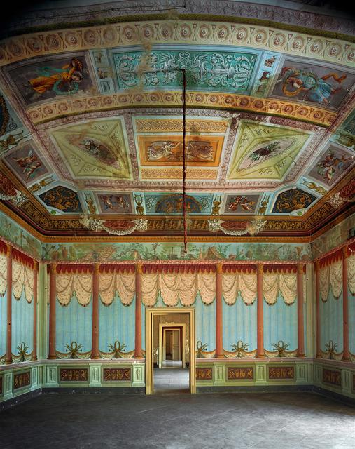 Andrew Moore, 'Baron's Library', Melissa Morgan Fine Art