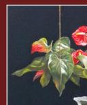 """""""Hanging Flowers"""" by Frank Björklund"""