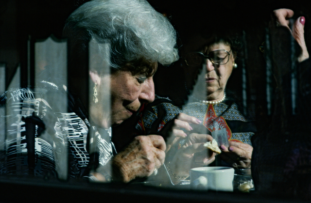 , 'NY USA, Upper West Side, Old Ladies in a Café,' 1986, GALLERY FIFTY ONE