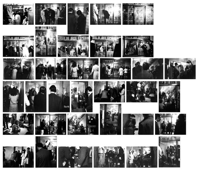 , 'Encierro // Confinement,' 1968, espaivisor - Galería Visor