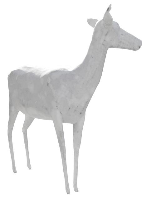 , 'Marble Deer No.5,' 2014, Yiri Arts
