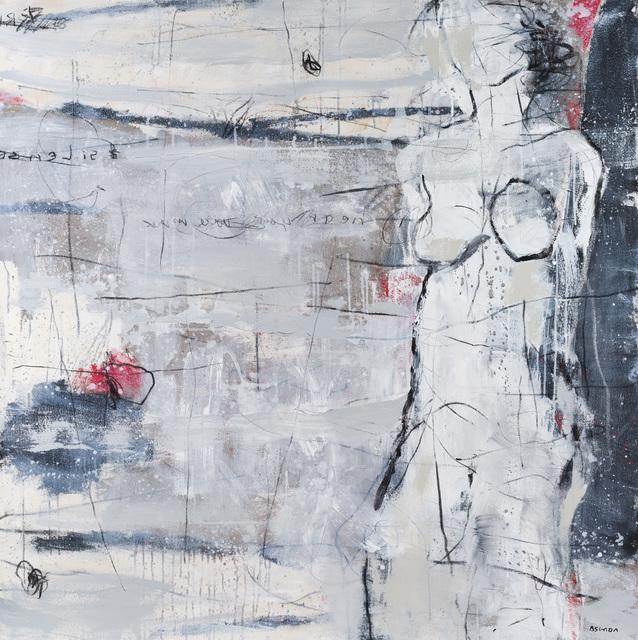 , 'Silent Woman,' , Merritt Gallery