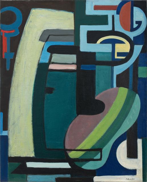 , 'Opus 310,' 1946, Galerie Diane de Polignac & Chazournes