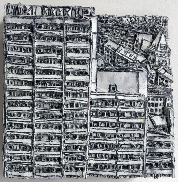 Martin Spengler, 'Westcenter (R)', 2019, Galerie Thomas