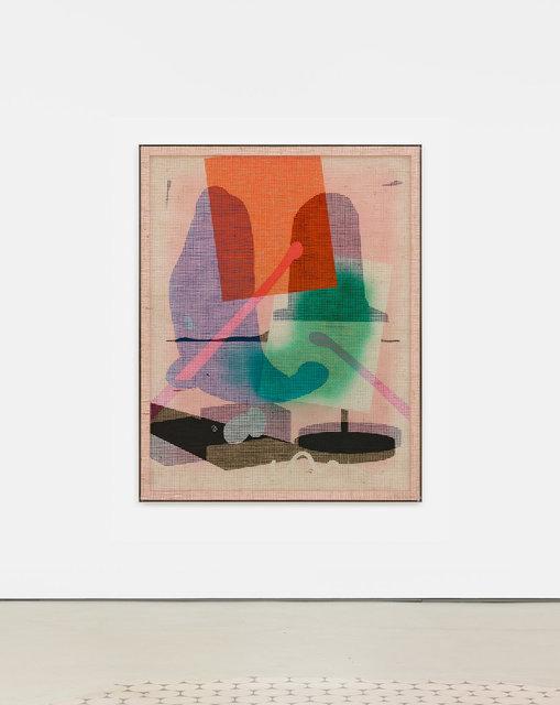 David Renggli, 'Desire Painting: The Gonda tree Monti', 2019, Wentrup