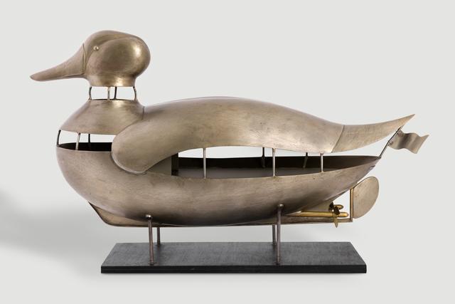 François-Xavier Lalanne, 'Metaphore (canard bateau) de Francois', 2002, Kasmin
