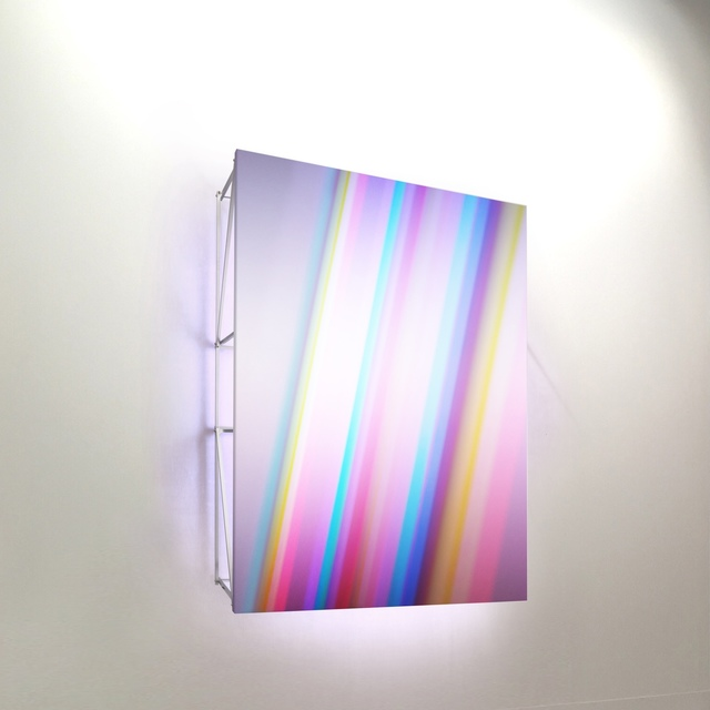 , 'All Colours White,' 2016, Galerie Ron Mandos