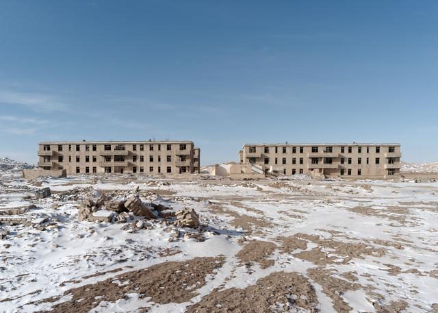 , 'Appartement Block-1,' 2018, 24P Studio