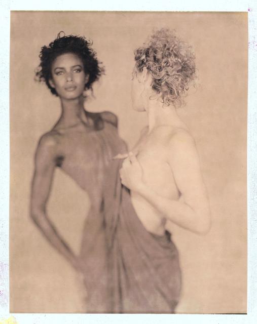 , 'Donna, Milano (Claudia), Polaroid, 1990,' 1990, Photo12 Galerie
