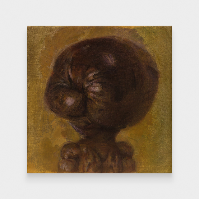 , 'Boxing Man No. 2,' 2018, MadeIn Gallery