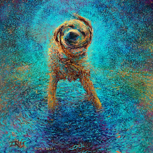, 'Shakin' Off The Blues | Artist Proof Print,' 2017, Adelman Fine Art