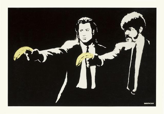 Banksy, 'Pulp Fiction', 2004, Andipa