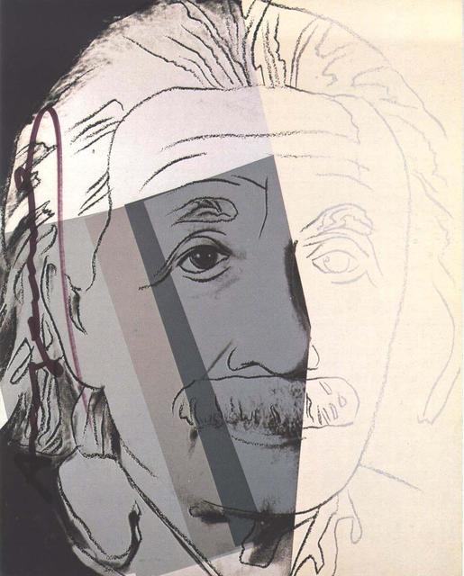 , 'Albert Einstein,' 1980, Revolver Gallery