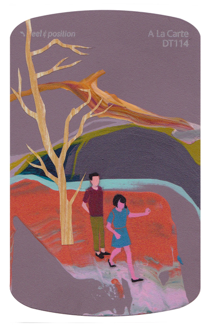 , 'A La Carte ,' 2017, Hashimoto Contemporary