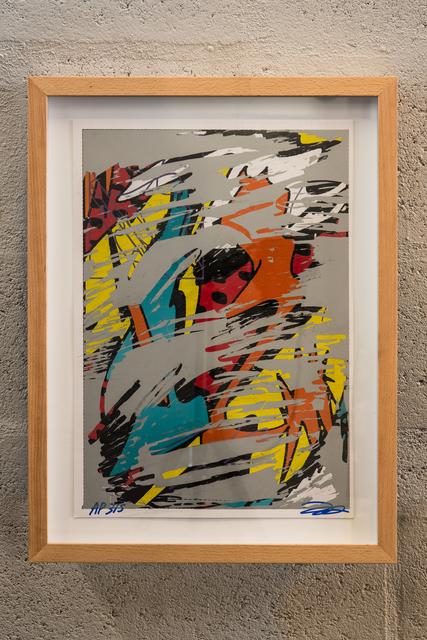 , 'Um,' 2018, Underdogs Gallery