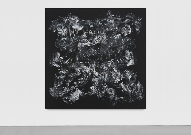 , 'Action Painting 9,' 2017, carlier   gebauer