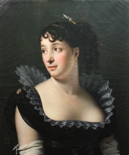 , 'Portrait of Madame Bertin de Vaux,' 1806, Robilant + Voena