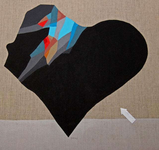 , 'Tobbio1,' 2013, Antonio Colombo