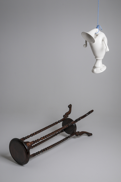 , 'La fin d'une Potiche,' 2012, HOHMANN